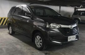 TOYOTA Avanza e 2016 automatic firstowner casa maintain