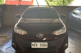 2019 TOYOTA Vios 13 E Automatic Black 1st owned