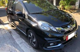 2015 Honda Mobilio RS Automatic First owned