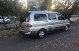 2001 HYUNDAI STAREX SVX TCI gen 2 FOR SALE