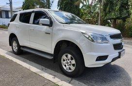 2nd Hand Chevrolet Trailblazer 2014 for sale in Metro Manila