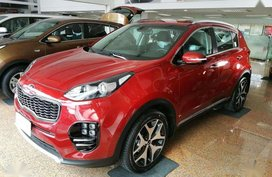 2019 Kia Sportage the latest great deal avail it now bago to