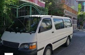 Toyota Hiace 2003. First owner Not Flooded