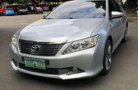 2013 Toyota Camry Automatic Gas 25G