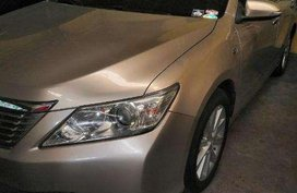 2013 Toyota Camry 2.5G Automatic Transmission