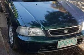 For sale Honda City exi 1997 model in good condetion