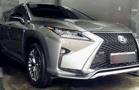 Lexus Rx350 Fsport AT 5tkms 2017 FOR SALE