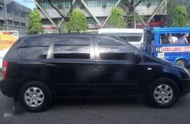 Kia Carnival 2008 manual 8seat for sale