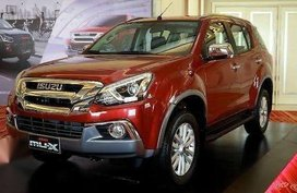 Isuzu MUX 2017 Limited Edition. Automatic.