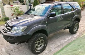2007 Acquired Toyota Fortuner V 4x4 Automatic for sale