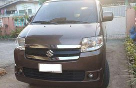 Suzuki APV glx 2014 1.6 liter gas engine