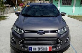 2017 Ford EcoSport Titanium Top of the line Automatic For Sale
