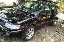 Mitsubishi Space Wagon 16valve manual gas local.