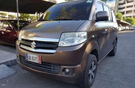 2014 Suzuki Apv sgx 1.6L automatic for sale