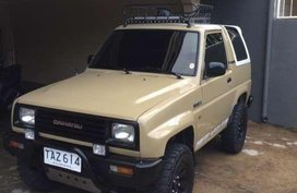 Daihatsu Feroza 1991 for sale