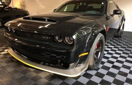 2019 DODGE DEMON INDENT ORDER FOR SALE
