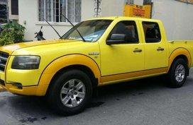 2007 Ford Ranger manual pick up FOR SALE