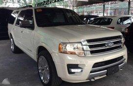 2016 Ford Expedition EL platinum. 3.5liter v6 petrol.