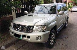 2009 Nissan Patrol Super Safari Diesel Automatic 4x4