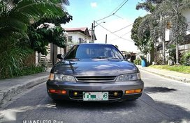 Honda Accord Manual VTEC