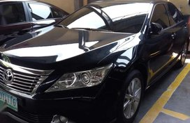 2012 Toyota Camry 3.5Q AT Top of the line