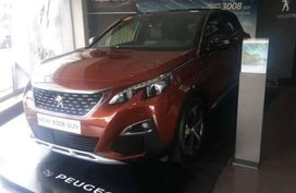 All New Peugeot 3008 SUV GT LINE 2019