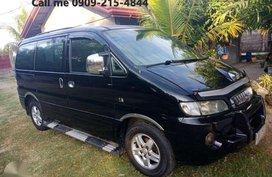Hyundai Starex Van 2000 model AT FOR SALE