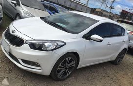 2016 Kia Forte EX Hatchback 20 6 Speed AT Top if the Line Like New