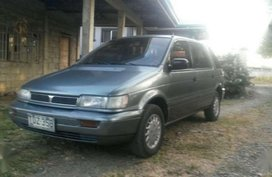 SELLING Mitsubishi Space Wagon