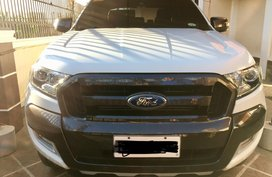2017 Ford Ranger Wildtrack FOR SALE