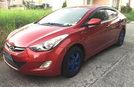 2013 Hyundai Elantra 1.6 A/T Gas for sale