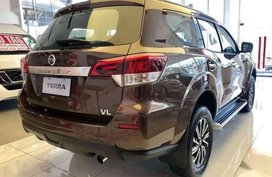 2019 NISSAN TERRA VL AT 100% Easy and Sure Car Loan Approval