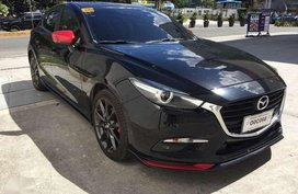 2018 Mazda3 SPEED 2.0 Automatic Transmission Top of the line LIMITED