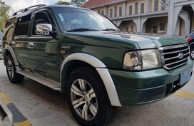 2005 Ford Everest Diesel Automatic -Limited edition
