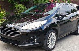 2014 Ford Fiesta Titanium Automatic for sale