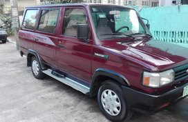 1995 TOYOTA Tamaraw Fx GL Power Steering Smooth Condition