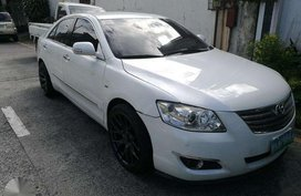 Toyota Camry 2008 2.4v matic 19 in mags 35 series