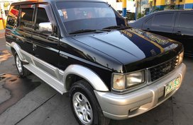 Isuzu Xtreme Crosswind Manual Diesel 2001