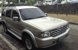 Ford Everest 2006 for sale