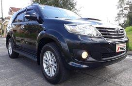 2013 Toyota Fortuner VNT D-4D for sale