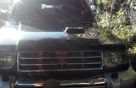 2002 Mitsubishi Pajero exceed 4x4 FOR SALE