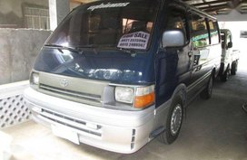 Toyota Hiace Van 1996 for sale