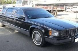 1995 Cadillac Fleetwood Limousine AT Gas