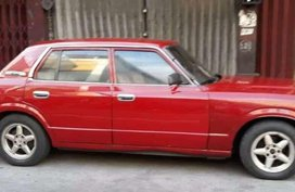 1976 Toyota Crown Red car for sale