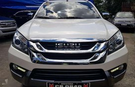 2017 Isuzu MUX LS-A for sale