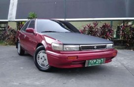For sale or for swap Nissan Bluebird 93