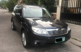 2009 Subaru Forester XS Premium With Sunroof Automatic