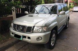 2009 Nissan Patrol Super Safari Diesel Automatic