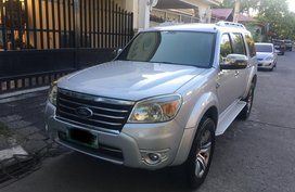 2010 Ford Everest Diesel 4x2 Automatic