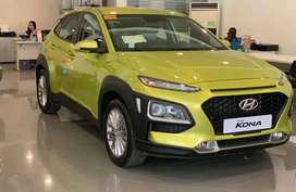 Brandnew Hyundai Kona Zero dp no down all banks untill march 8 only 2019